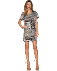 Love Sam Kiera Embellished T-Shirt Dress - Lyst