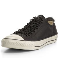 Converse John Varvatos Coated Multi Eyelet Sneaker - Lyst