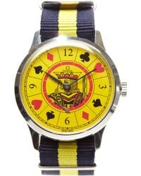 CMT Fine Watch And Jewelry Advisors - Yellow Jack Painted Face Vintage Omega Watch - Lyst