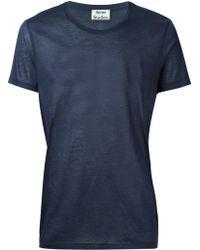 Acne Studios Crew Neck T-Shirt - Lyst