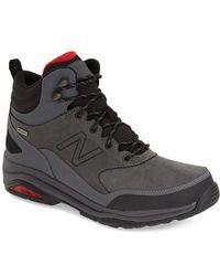 New Balance - '1400' Waterproof Hiking Boot - Lyst