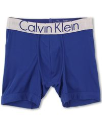 Calvin Klein Steel Micro Boxer Brief - Lyst