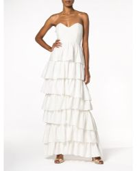 Thayer | Tiered Maxi Dress | Lyst