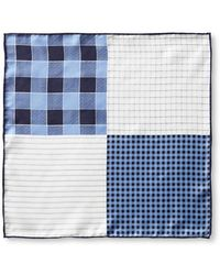 Banana Republic | Four-in-one Silk Pocket Square | Lyst