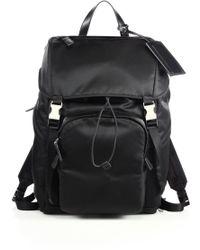 prada small black purse - Shop Men\u0026#39;s Prada Backpacks | Lyst
