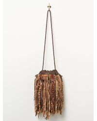 Free People Camillo Leather Tote - Lyst