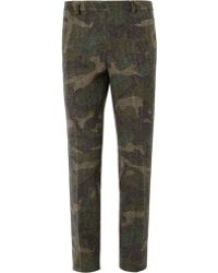 Valentino Trousers - Lyst