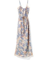 Twelfth Street Cynthia Vincent Cami Maxi With Side Slits - Lyst