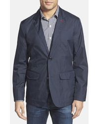 Victorinox - 'paper Touch' Tailored Fit Water Repellent Blazer - Lyst
