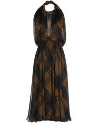 Gucci 3/4 Length Dress - Lyst