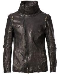 Incarnation - Zip Detail Jacket - Lyst
