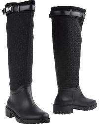 DKNY Boots - Black