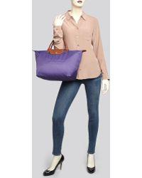Longchamp Tote - Le Pliage Medium Handheld - Lyst