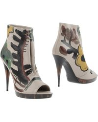Burberry Prorsum | Ankle Boots | Lyst