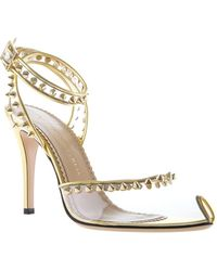 Charlotte Olympia 'Soho' Sandals - Lyst