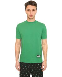 Originals x Opening Ceremony Printed Cotton Jersey Tshirt - Lyst