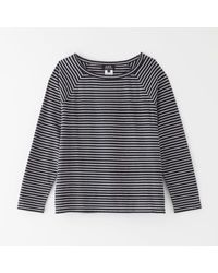 A.P.C. Baseball Top - Lyst
