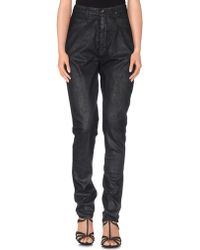 DRKSHDW by Rick Owens | Denim Trousers | Lyst