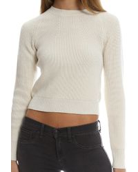 Helmut Lang | Cropped Pullover | Lyst