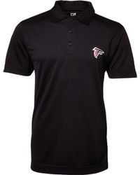 Cutter & Buck - Men's Short-sleeve Atlanta Falcons Polo - Lyst