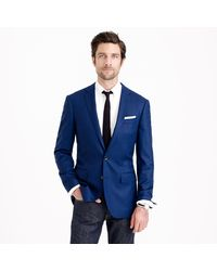 J.Crew Ludlow Sportcoat in Italian Wool Flannel - Lyst
