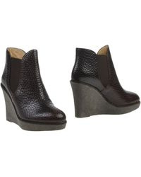Gianna Meliani Ankle Boots - Lyst