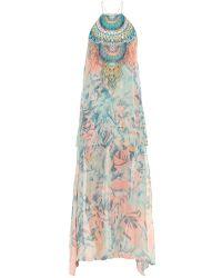 Camilla Garden Of Dreams Maxi Dress - Lyst