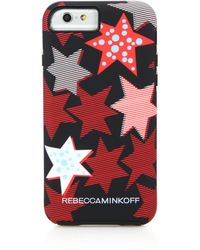 Rebecca Minkoff   Star-print Iphone 6 Case   Lyst