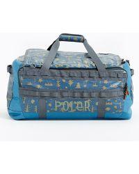 Poler High And Dry Duffel Bag - Blue