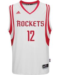 Adidas Mens Dwight Howard Houston Rockets Swingman Jersey - Lyst