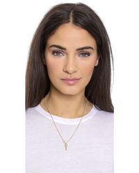 Wouters & Hendrix - Key Pendant Necklace - Gold - Lyst