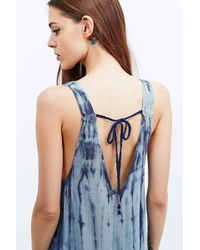 Staring At Stars - Some Girls Jumpsuit In Blue - Lyst