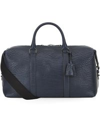 Mulberry Small Clipper Holdall - Lyst
