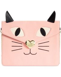 Betsey Johnson Kitchi Cat Clutch - Lyst