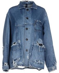 People Denim Outerwear - Lyst