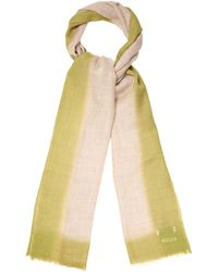 Richard James - Dip-Dyed Wool-Blend Scarf - Lyst