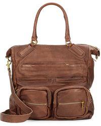 Liebeskind Amira Leather Shoulder Bag - Lyst