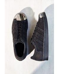 Adidas Blue Superstar 80s Metaltoe Sneaker - Lyst