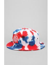 4d33977bab1d7d Milkcrate Athletics - Milkcrate Athletics Usa Tiedye Bucket Hat - Lyst