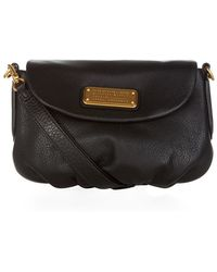 Marc By Marc Jacobs - New Q Percy Flap Cross Body Bag - Lyst