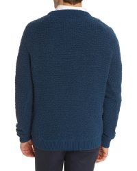 Marc By Marc Jacobs Annarbor Blue Sweater - Lyst