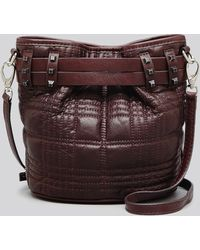 She + Lo - She + Lo Crossbody - Quilted Live It Up Bucket Bag - Lyst