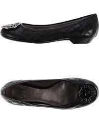 Anne Klein Ballet Flats - Black