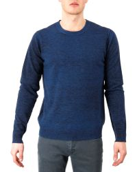 Acne Studios Reversible Wool Sweater - Lyst