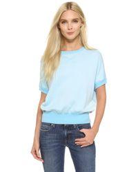 M.Patmos - Luxe Sweatshirt - Lyst