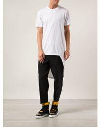 Comme Des Garçons Tail Tshirt - Lyst