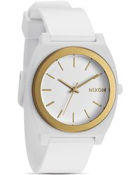 Nixon The Time Teller P Watch, 20Mm - Lyst