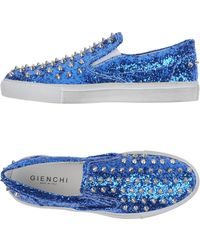 Gienchi   blue Low-tops & Trainers   Lyst