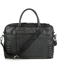 Diesel Urban Core Briefcase black - Lyst