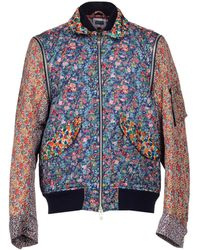 Christopher Shannon Jacket - Blue